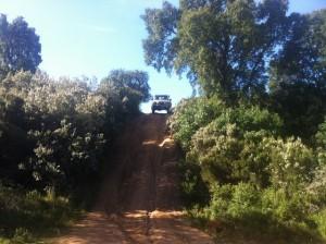 Randonnée 4x4 en Corse